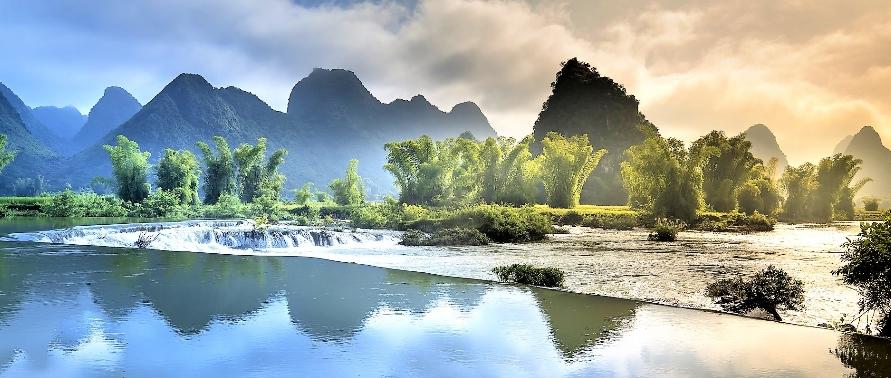 Flusskreuzfahrten Fernost Yangtse, Flusskreuzfahrten Thailand Vietnam, Singapur,