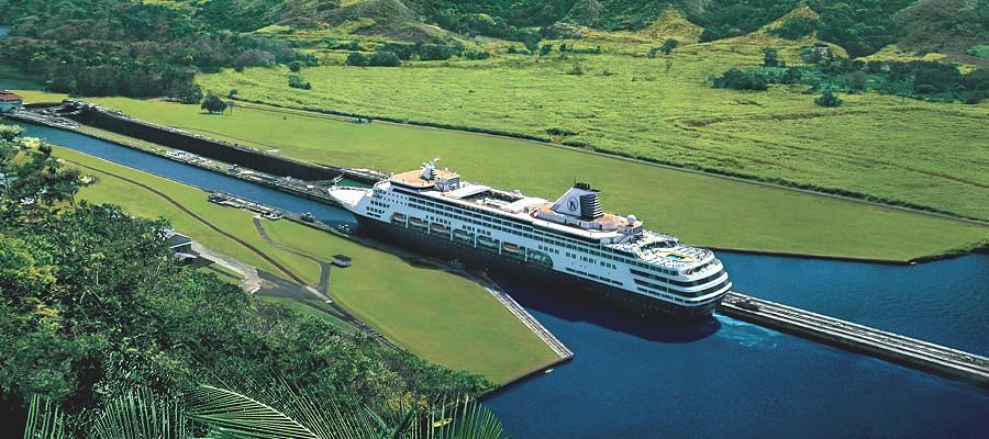 Panamakanal Kreuzfahrt Panamakanal, Zwischen Atlantik und Pazifik