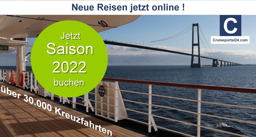 Kreuzfahrten online